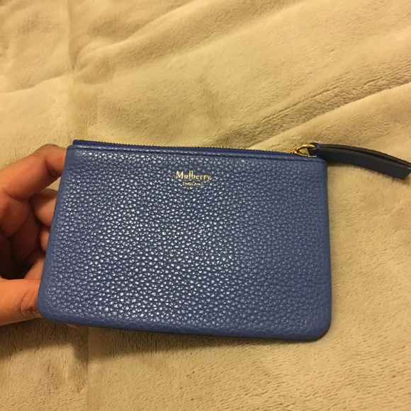 best place how to choose buying new Mulberry leather coin wallet